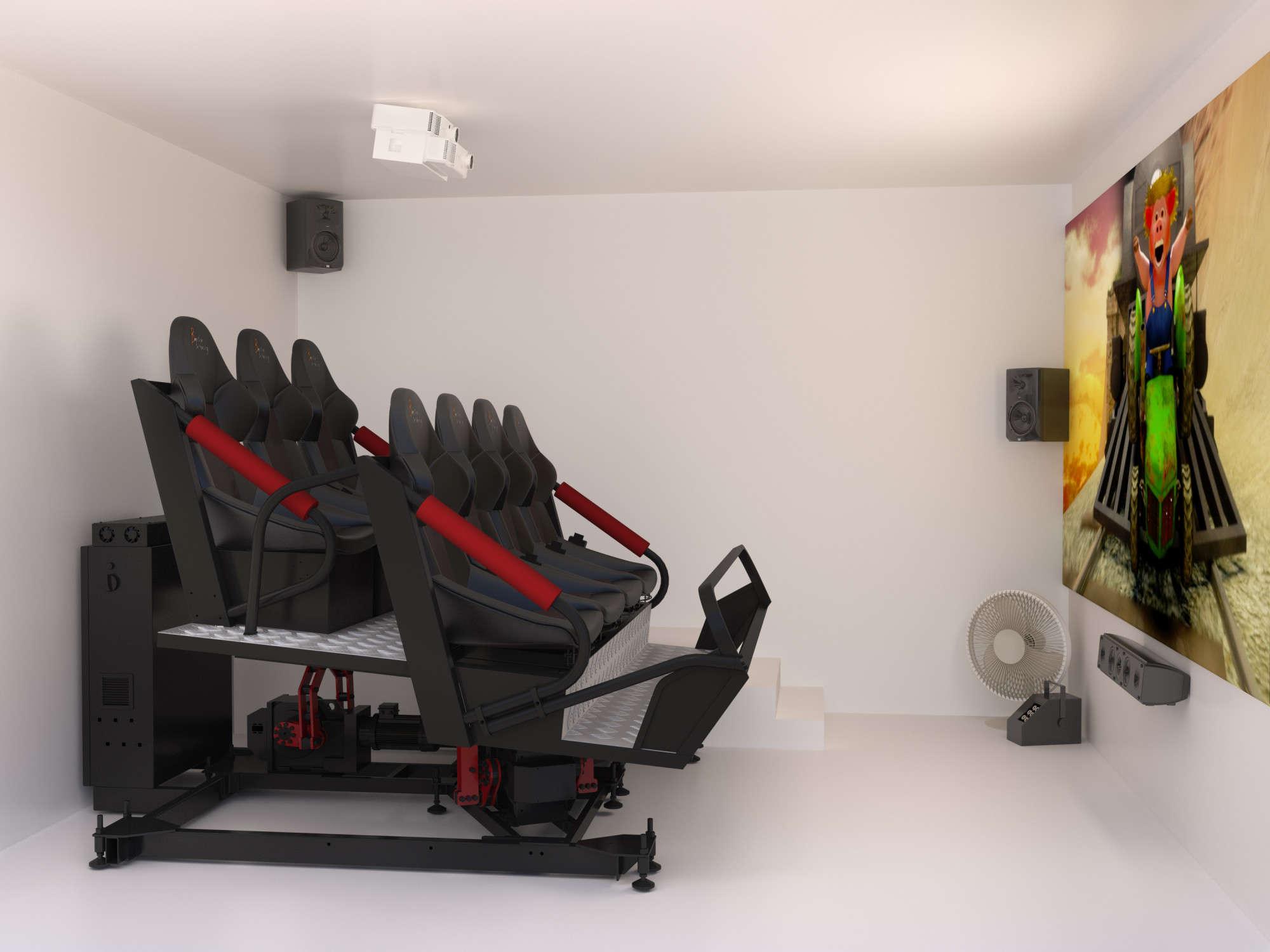 Real Virtuality Club - Turbo Ride