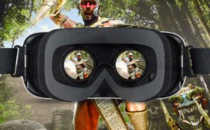 VR content - Bmotion Technology