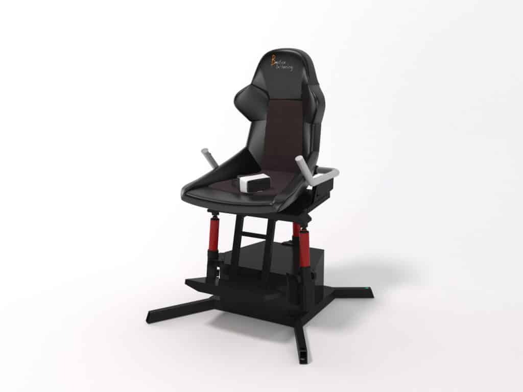 Rocker VR - VR motion simulator - Bmotion Technology