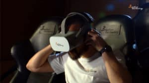 Bmotion Technology LBE VR