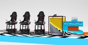 LBE VR - Bmotion Technology