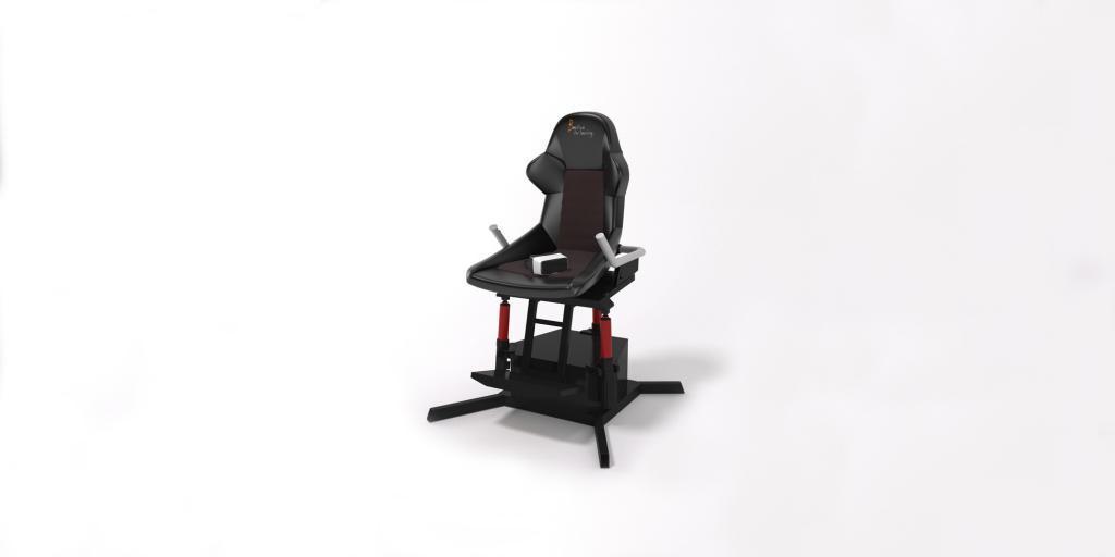 Rocker VR - VR motion simulator - Bmotion Technology - Location based VR